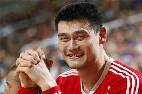 Retired Mba Ming by Yao Ming Rockets Deal Rumours Fizzle Out Abs Cbn News