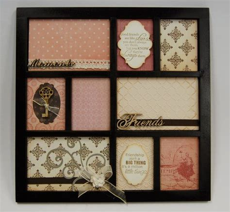 Handmade Photo Collage Ideas - handmade collage frame