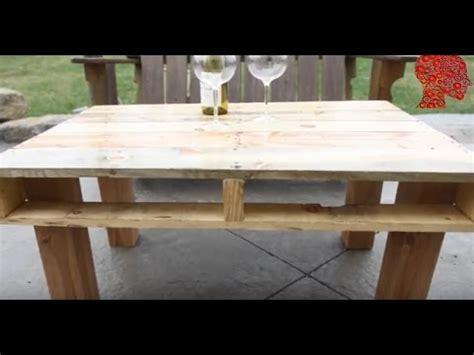 woodworking  diy     outdoor pallet table