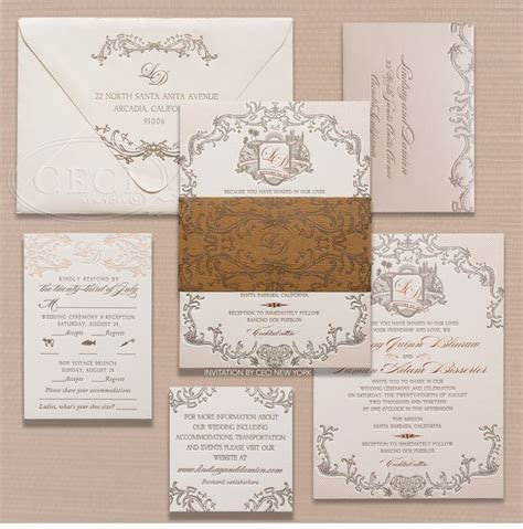 Couture Wedding Invitations