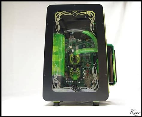 modding console green machine a xbox 360 console mod bit rebels