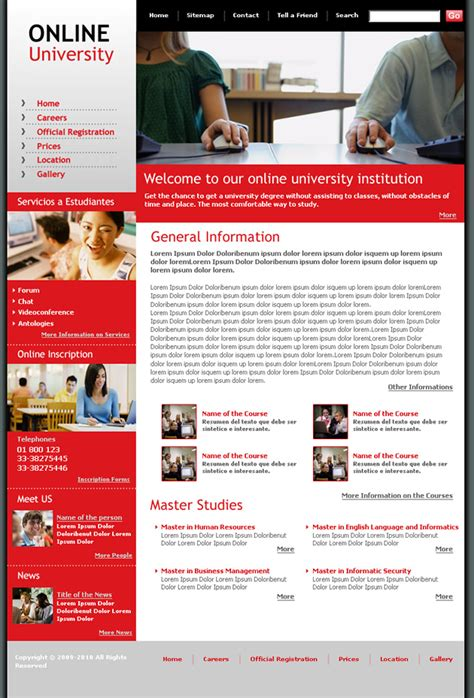 card business dreamweaver templates dreamweaver templates