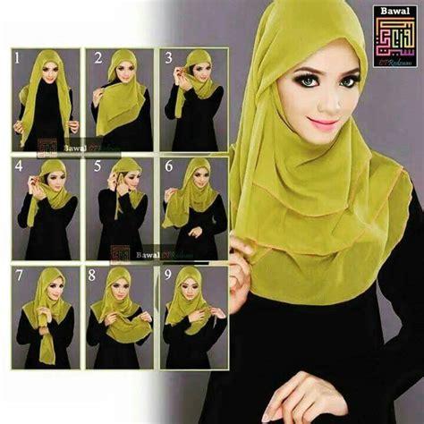 tutorial pakai niqab pinterest the world s catalog of ideas