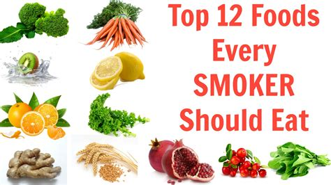 How To Detox Tobacco Damage by Top 12 Foods To Flush Nicotine Out Of The