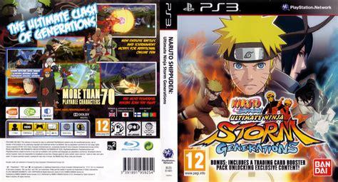 bles naruto shippuden ultimate ninja storm generations