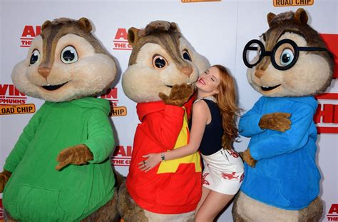Kaos Alvin Chipmunks 11 Tx thorne alvin and the chipmunks the road trip