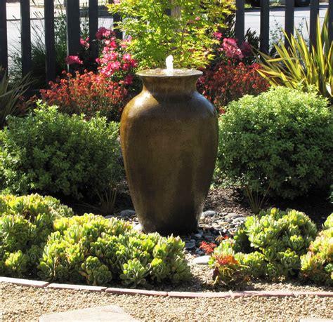 diy bubble fountain  fascinating garden decor