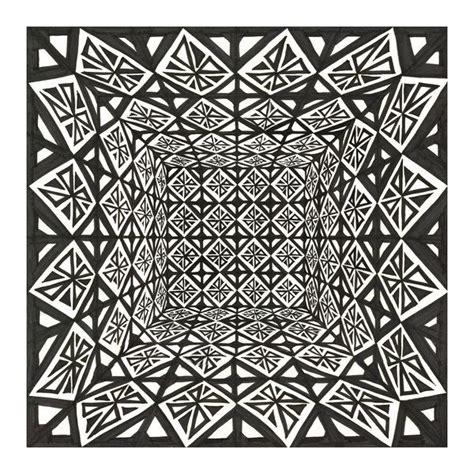 black pattern deviantart black and white fiber art black and white pattern by