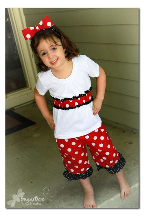 Handmade Minnie Mouse Costume - handmade dress up diy mini mouse dress up costume
