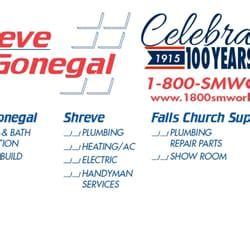 Plumbing Falls Church Va by Shreve Mcgonegal 12 Reviews Plumbing 212 N West St