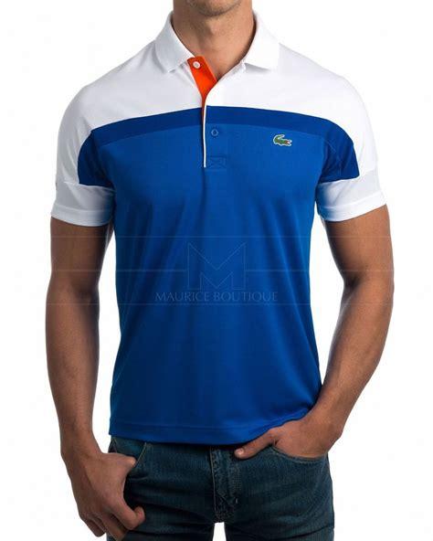 T Shirt Casual Lacoste 0 2 Hitam polos lacoste colecci 243 n sport polos lacoste en azul royal