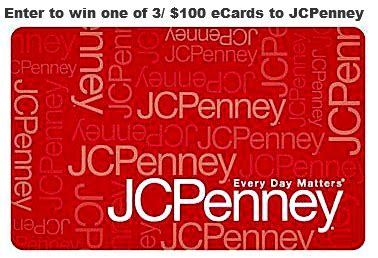 Jcpenney Giveaway - card jcpenney giveaway a thrifty mom recipes crafts diy and more