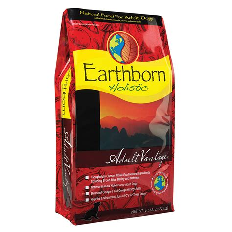 earthbound food earthborn holistic vantage food petsolutions