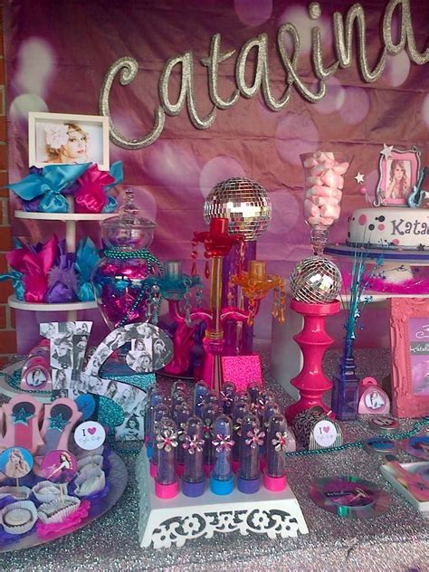 karaoke themed birthday party taylot swift pasarella karaoke birthday party ideas