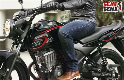 Lu Tembak Motor Verza harga honda cb150 verza review spesifikasi gambar mei 2018 semisena