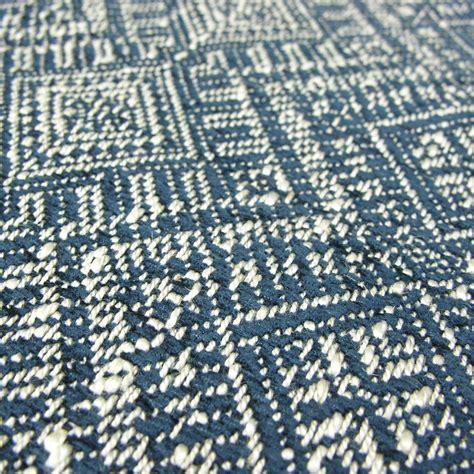 indigo blue upholstery fabric upholstery fabric tangier indigo blue