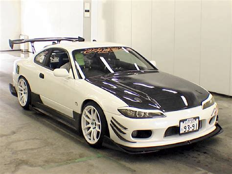 Torque Gt Nissan Silvia S15 Spec R Modified