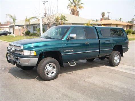 car engine manuals 1997 dodge ram 2500 parental controls purchase used 1997 dodge ram 2500 4x4 extended cab pickup 8 0l 50k original miles in west covina