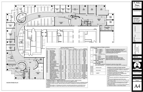 finish floor plan finishes plan finish plan drawing pinterest