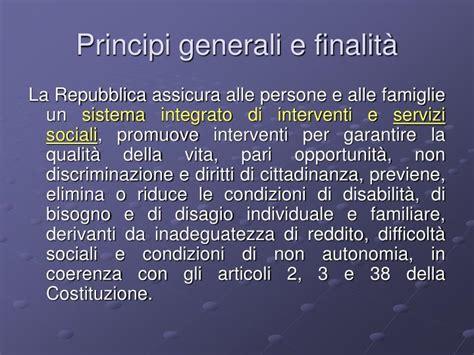 generali assurance si鑒e social ppt la legge 328 2000 per la realizzazione sistema