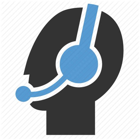 Help Desk Icon by Assistance Call Center Consultant Help Help Desk