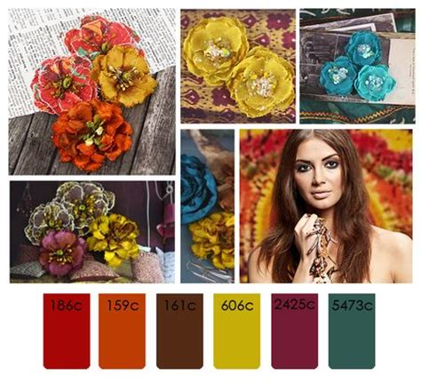 bohemian color scheme creative color inspiration what inspires you