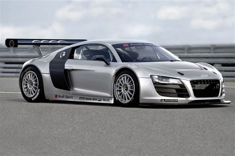 2009 audi r8 gt3 coupe specifications and technical data
