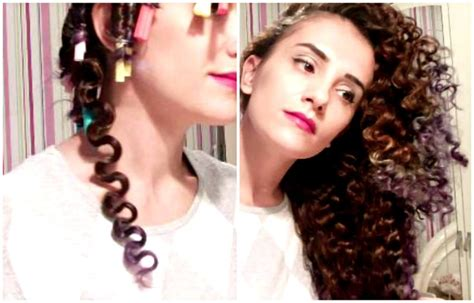 this month curling your hair just got a makeover see 1000 ideas about straw curls on pinterest curly hair