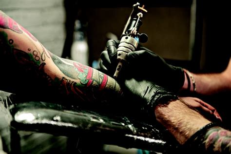 Tattoo Ink Toxicology | tattoo inks go more than skin deep chemical