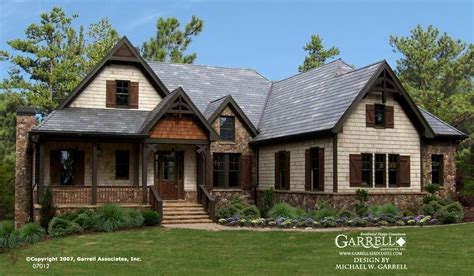 House Plans Mountain by Garrell Associates Inc Big Mountain Lodge House Plan