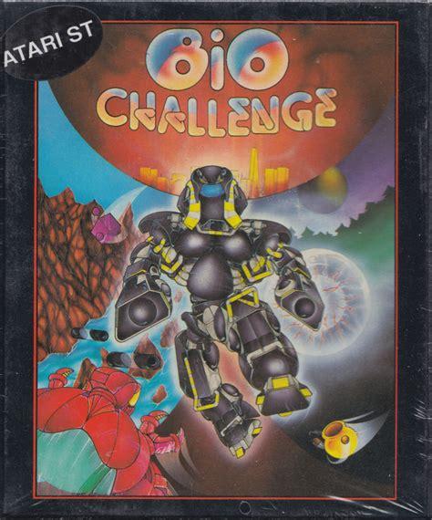 bio challenge bio challenge for amiga 1989 mobygames
