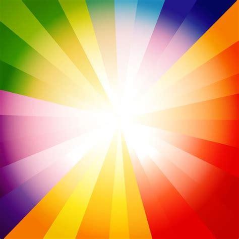 Spectrum Background Check Spectrum Burst Abstract Background Vector Illustration