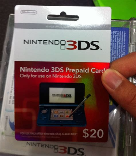 Best Buy Nintendo 3ds Gift Card - prepaid 3ds eshop cards showing up at select best buy stores in us