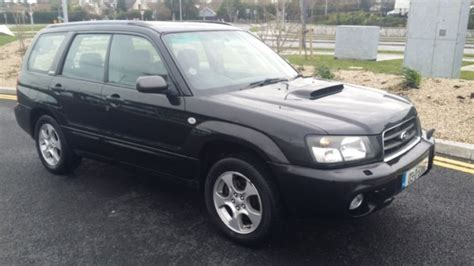 subaru forester 2003 for sale 2003 subaru forester xt for sale for sale in wall