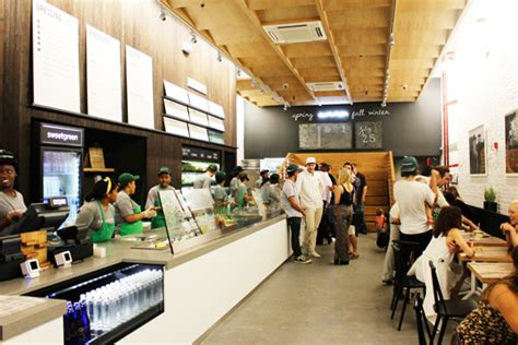 Kitchen And Bar Designs sweet green comes to new york city love taza
