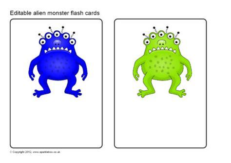 flash card template sparklebox editable flash cards sb7989 sparklebox