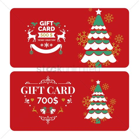 christmas gift card design christmas cards ideas