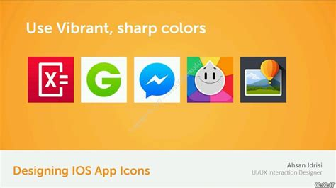 design app screenshots skillshare design app icons for ios and android devices
