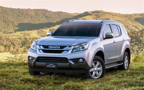 Comparison Isuzu Mu X Ls M 2017 Vs Subaru Forester