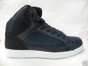 cadillac shoes new s cadillac shoes retro air black blue