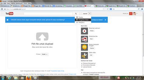 adsense youtube cara cara memasang google adsense di youtube tips dan trik