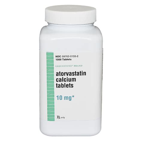 Atorvastatin Calcium 20 Mg Isi 10 atorvastatin 20 mg side effects