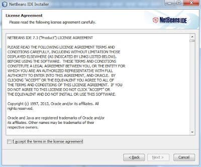 tutorial netbeans belajar tutorial install netbeans ide belajar pemrograman java