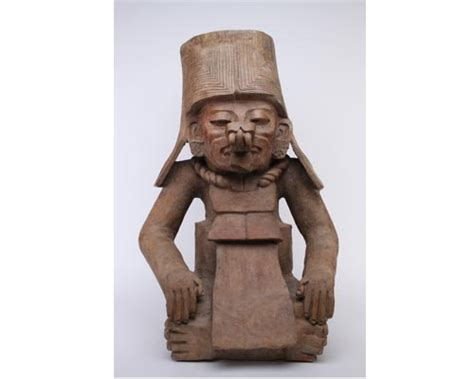 imagenes mitologicas zapotecas urna del dios mascara bucal de serpiente 200 600 d c