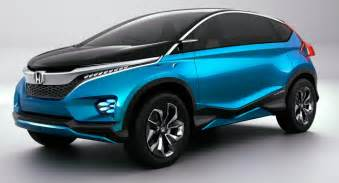 new 7 seat cars honda unveils new vision xs 1 7 seater concept at the new