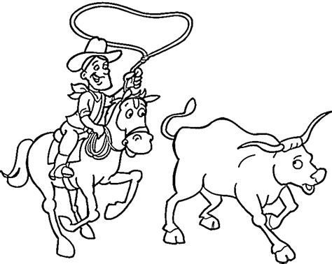 Coloring Pages Cowboy Coloring Pages Free Mickey Cowboy Cowboy Coloring Pages Free