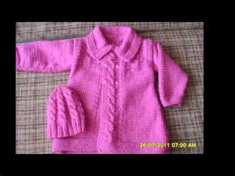 sueter tejidos con agujas para ninas sueter para ni 241 a tejido en crochet youtube