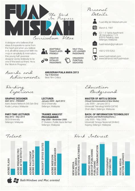 Graphic Design Cv Exle | 2014 resume design on behance