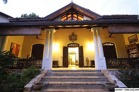 desain interior rumah kolonial belanda desain rumah bergaya kolonial belanda elegan dan klasik