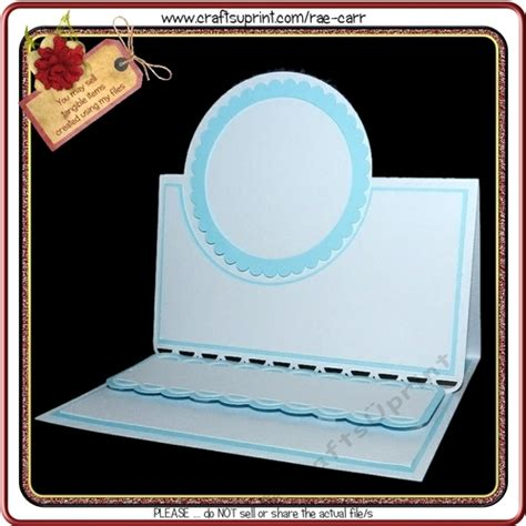 Card Template Cutting Machine by 929 The Top Easel Machine Formats